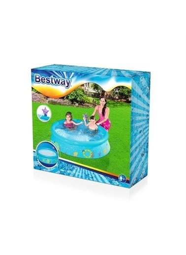 Bestway Bestway Fiskiyeli Çocuk Havuzu 152 x 38 cm Renkli